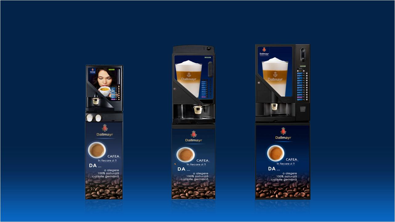 automate cafea table top